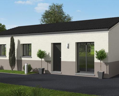 Faite construire maison Saint-Junien