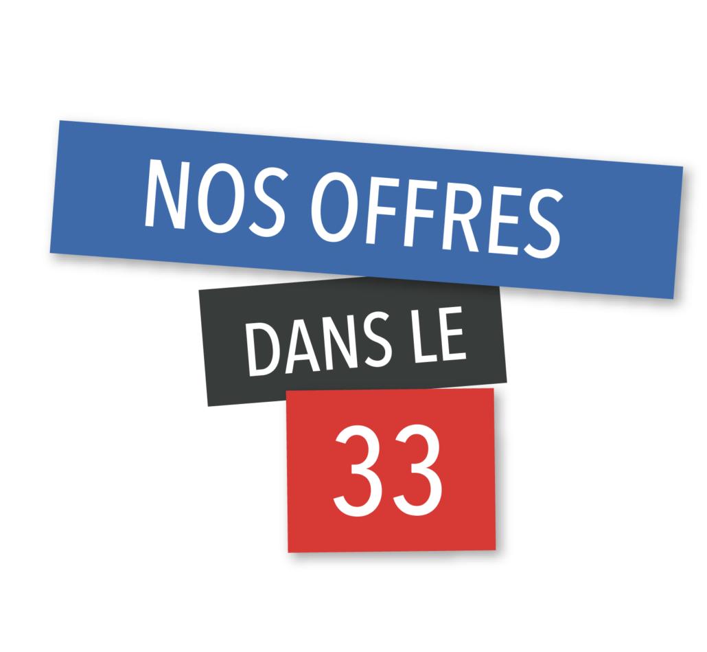 Offre maison 33